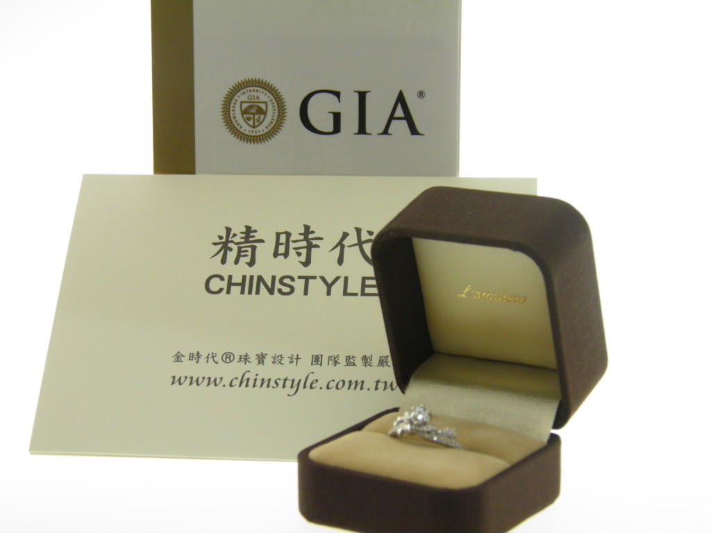 婚戒挑選-金時代-精時代CHINSTYLE 鑽石 婚戒金飾 珠寶設計