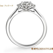 台中金時代銀樓精時代CHINSTYLE【訂婚求婚鑽戒】求婚戒-Engagement Rings