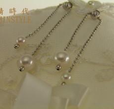 日本AKOYA珍珠耳飾