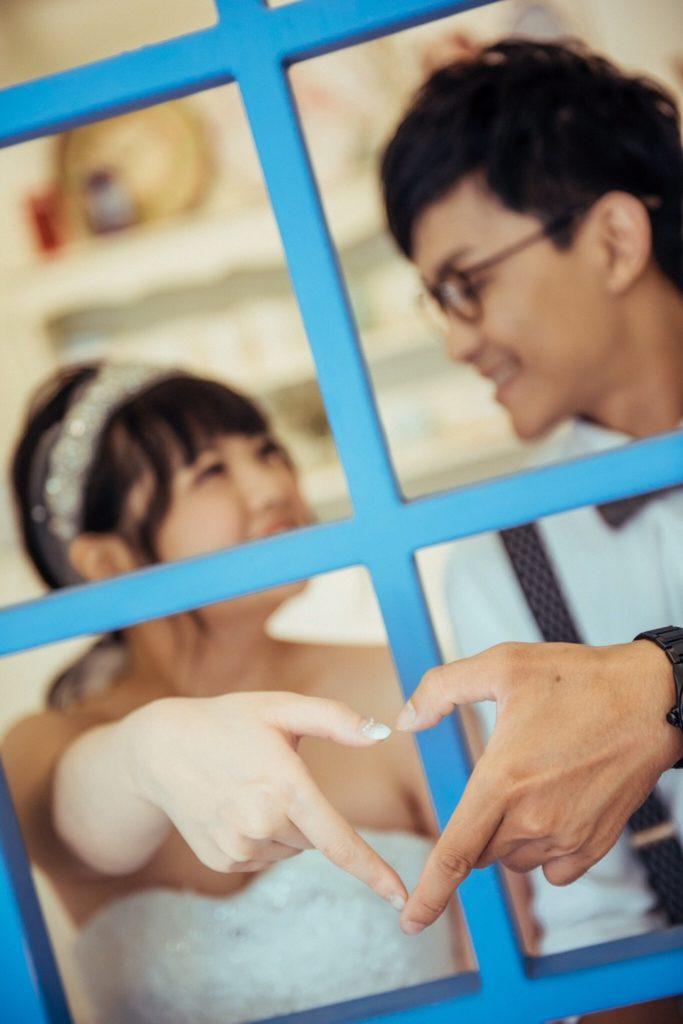 【金時代珠寶銀樓_精時代CHINSTYLE鑽石婚戒金飾】一起點亮內心的希望!