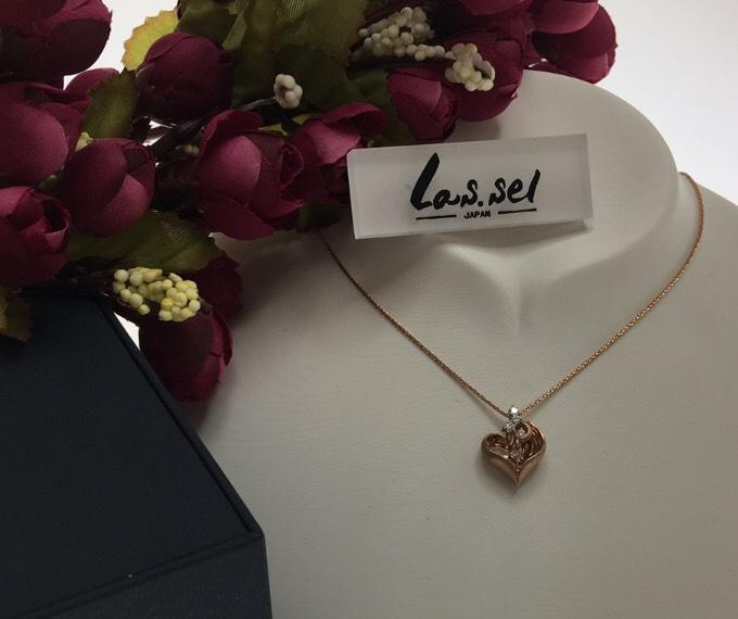 母親節禮物推薦│鑽石項鍊